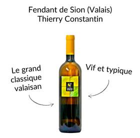 Fendant du Valais Thierry Constantin Sion