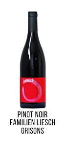 Pinot Noir Tradiziun Grisons Familien Liesch