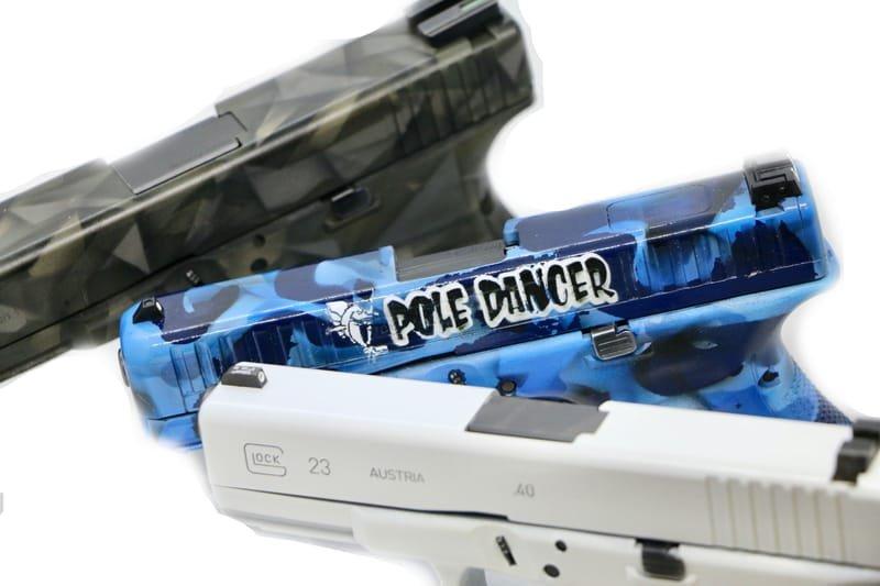 Firearms coating