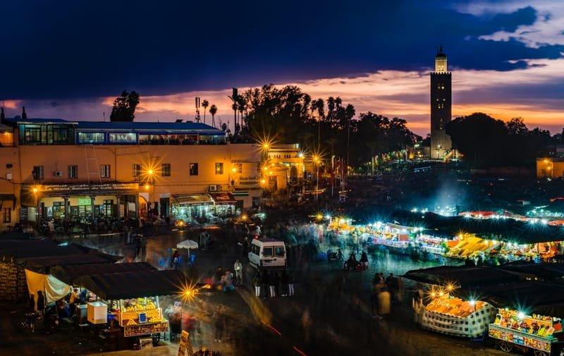 Explore Marrakesh/Casablanca