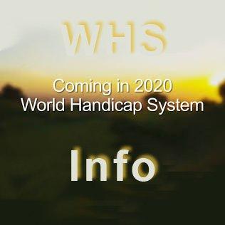 World Handicap System !! Handicap Konvertierung