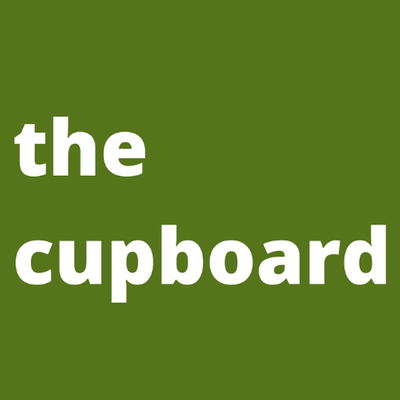 the cupboard