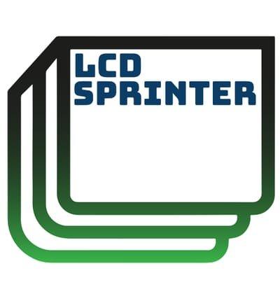 LCD Sprinter