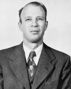 Frank Olson in 1952.