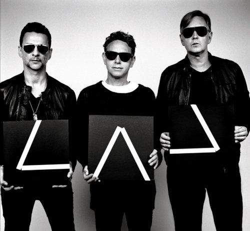 Depeche Mode [Promo Delta Machine 2013]