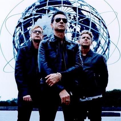 Depeche Mode [Promo Sounds of the universe:2009]