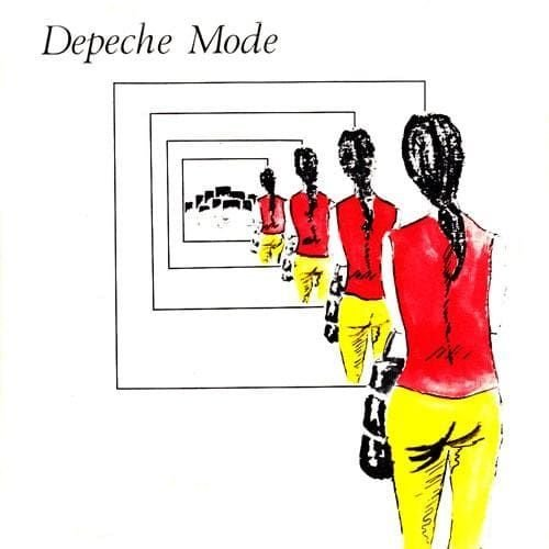 Depeche Mode - Dreaming of me - 7MUTE13