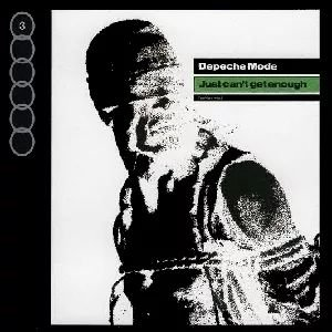 Depeche Mode - Just Can't Get Enough - CD