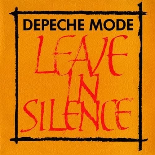Depeche Mode - The leave in silence - 12