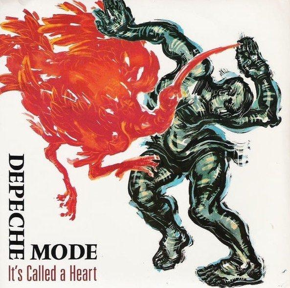 Depeche Mode - It's called a heart - 7