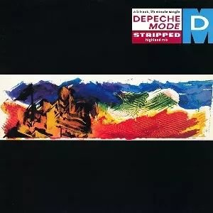 Depeche Mode - Stripped - 12