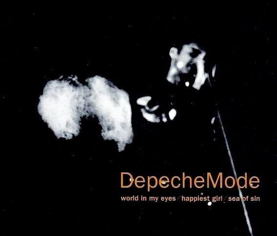 Depeche Mode - World in my eyes - LCD [Extra limited edition]