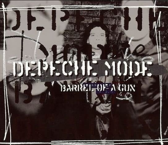 Depeche Mode - Barrel of a gun - CD