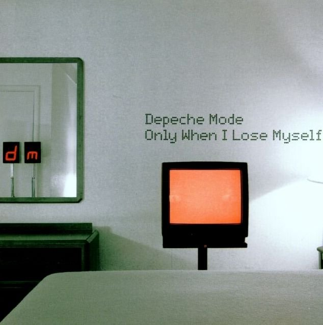 Depeche Mode - Only when i lose myself - CD [Limited edition]