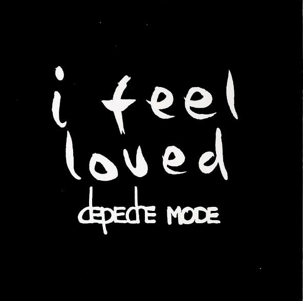 Depeche Mode - I feel loved - CD [Limited edition]