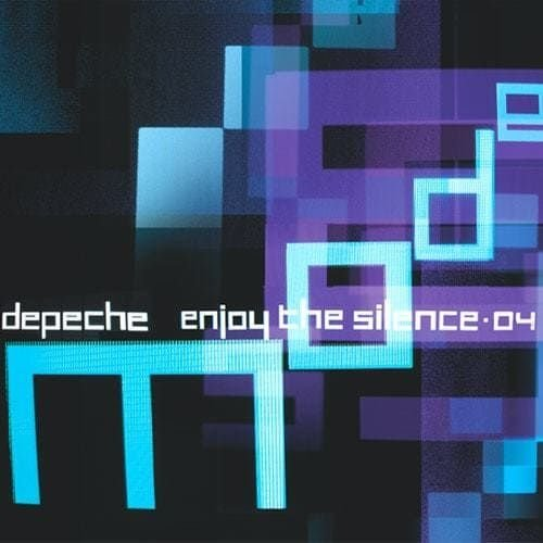 Depeche Mode - Enjoy the silence 04 - CD [Limited edition]