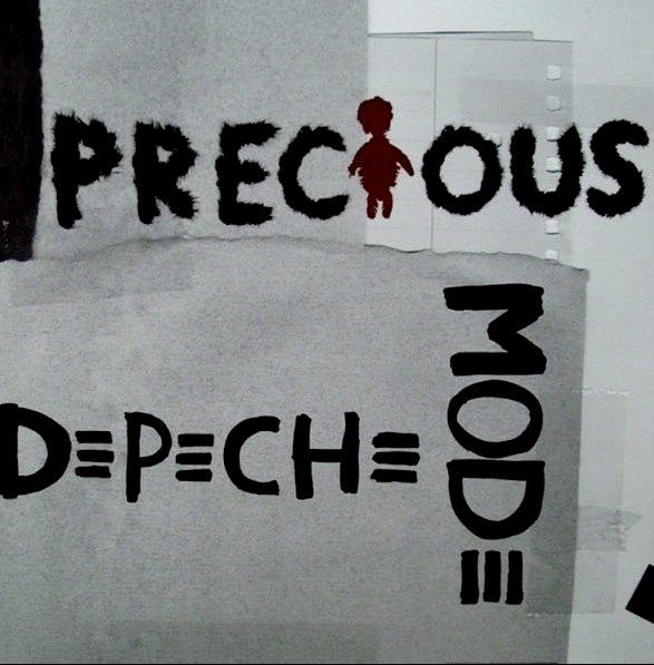 Depeche Mode - Precous - CD