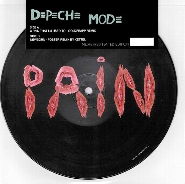 Depeche Mode - A pain that i'm used to - 7