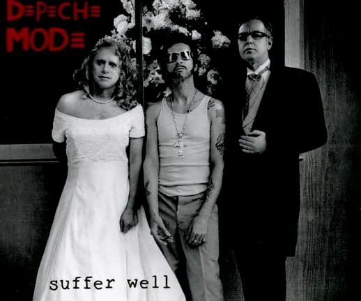 Depeche Mode - Suffer well - CD [Limited edition]