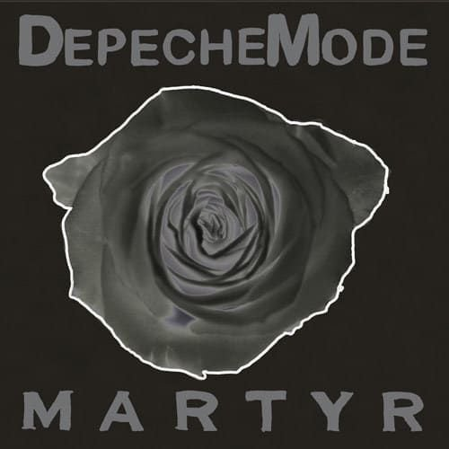 Depeche Mode - Martyr - CD
