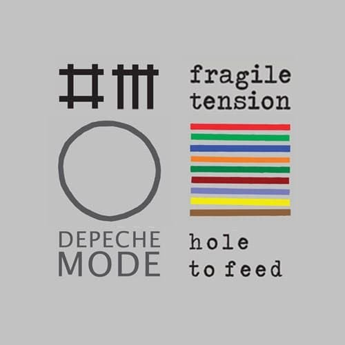 Depeche Mode - Fragile tension / Hole to feed - 12