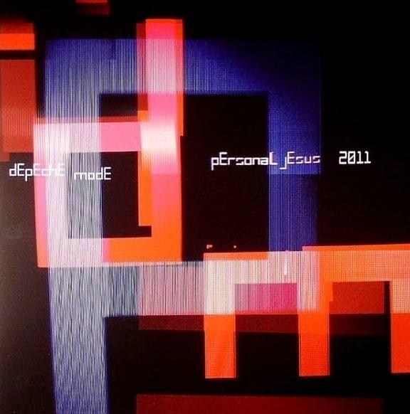 Depeche Mode - Personal Jesus 2011 - 12
