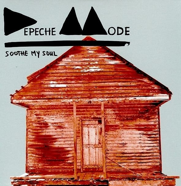 Depeche Mode - Soothe my soul - CD [Maxi Single]