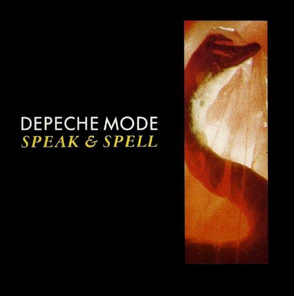 Depeche Mode - Speak and spell - CD