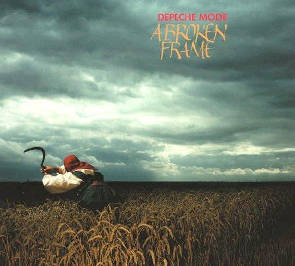 Depeche Mode - A broken frame - CD + DVD