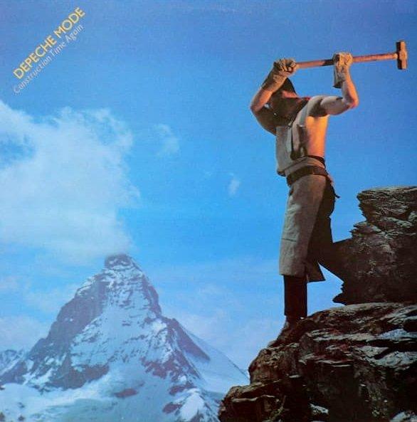 Depeche Mode - Construction time again - 12