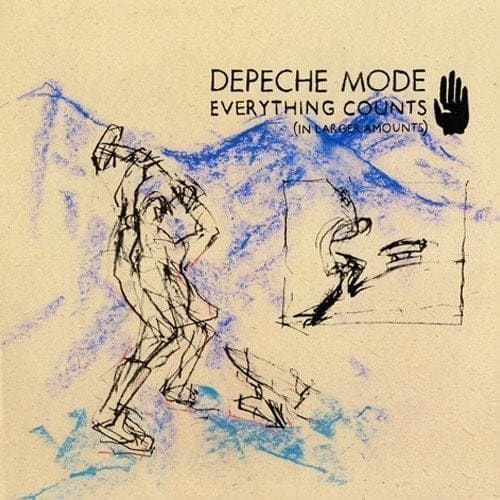Depeche Mode - Everything counts -