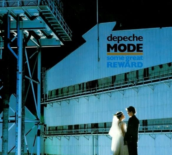 Depeche Mode - Some great reward - CD + DVD