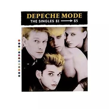 Depeche Mode - The singles 81>85 - 12