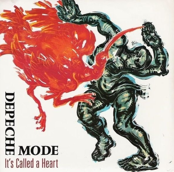 Depeche Mode - It's called a heart -