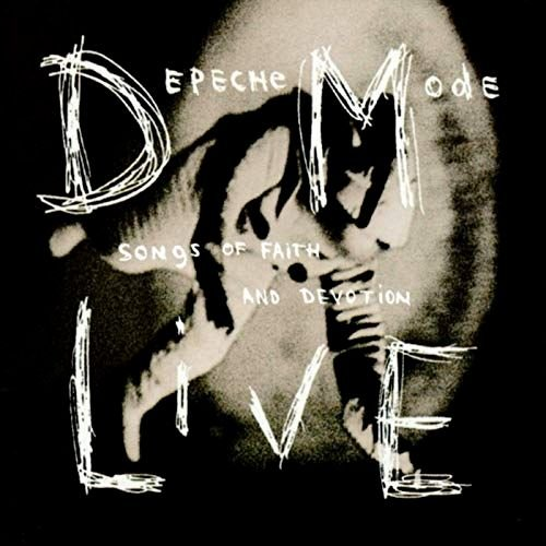 Depeche Mode - Songs of faith and devotion [Live] - CD