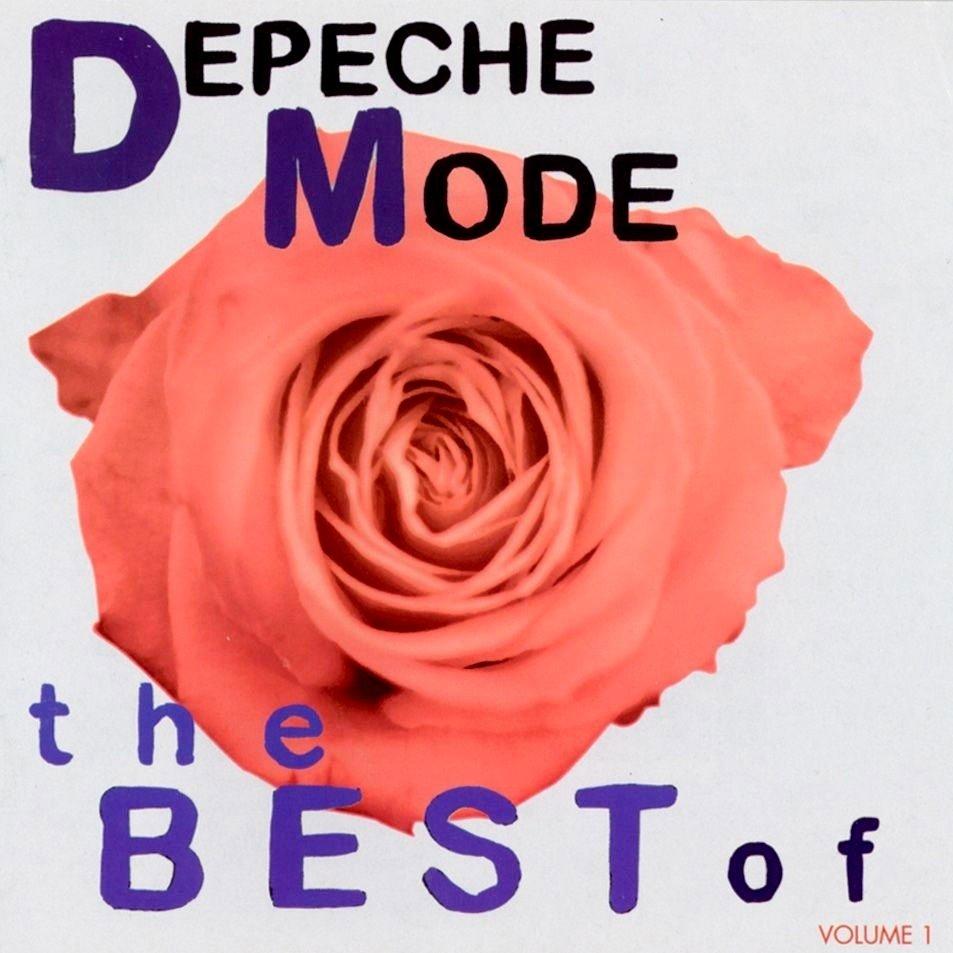 Depeche Mode - The best of volume 1 - CD + DVD