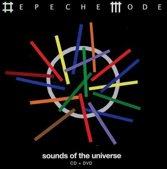 Depeche Mode - Sounds of the universe - CD + DVD