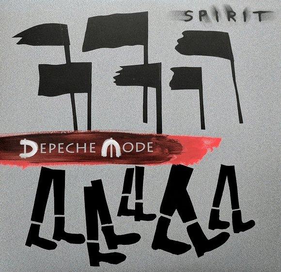 """Depeche Mode - Spirit - 2 X 12"""""""