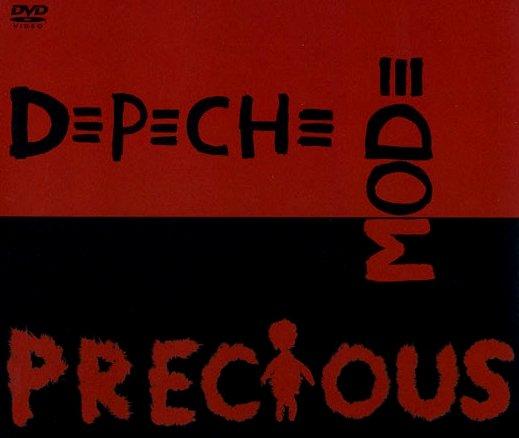 Depeche Mode - Precious - [DVD Single]