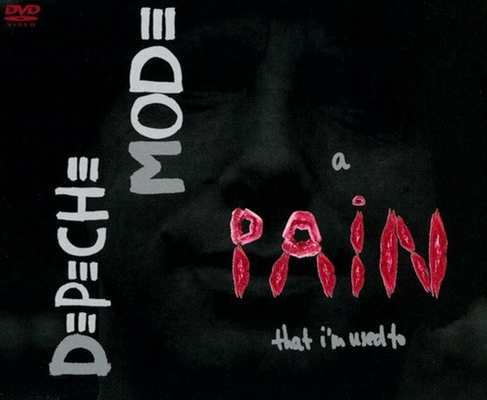 Depeche Mode - A pain that i'm used to [DVD Single]