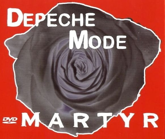 Depeche Mode - Martyr - [DVD Single]