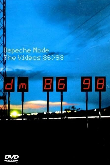 Depeche Mode - The videos 86>98 - [DVD]