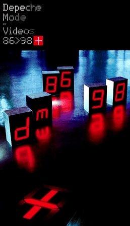 Depeche Mode - The videos 86>98+ - [VHS]