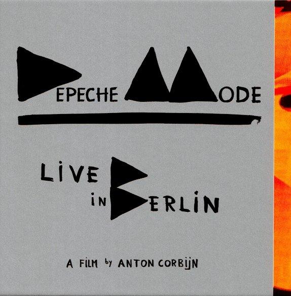 Deepche Mode - Live in Berlin - [Boxset]