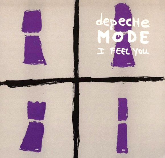 Depeche Mode - I feel you - 12BONG21