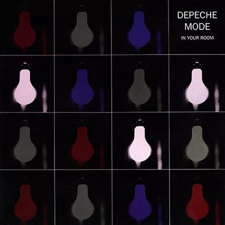 Depeche Mode - In your room - 12BONG24