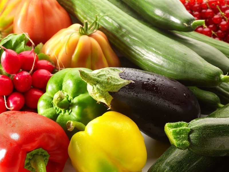 Les fruits & les légumes
