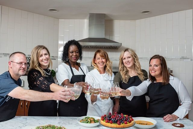 Private Events - Cooking Classes - Team Building