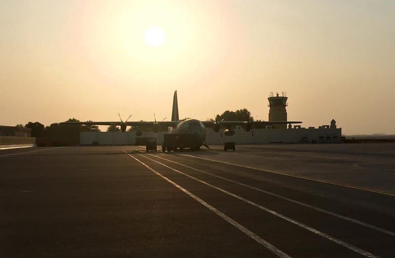 Al Minhad AFB