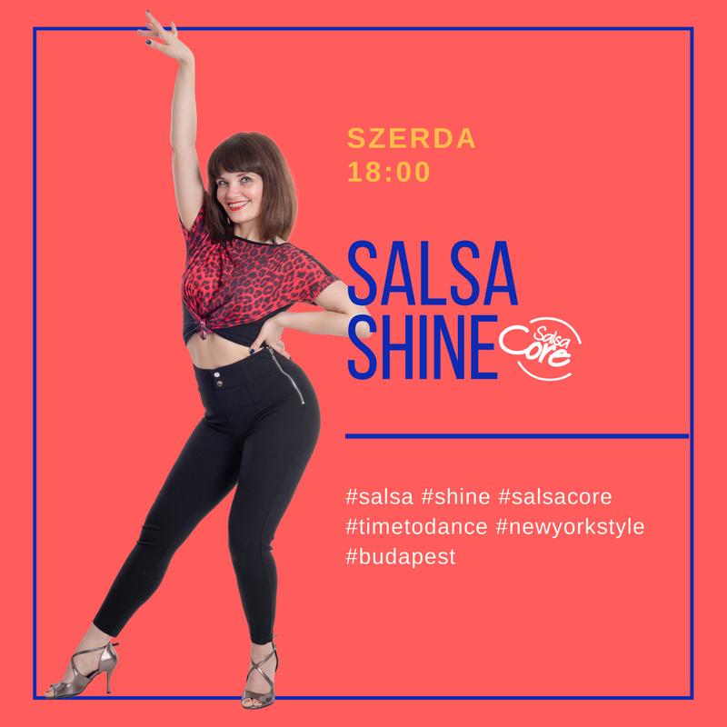 SALSA SHINE